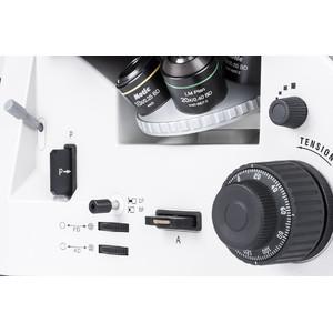 Motic Microscopio AE2000 MET, invertito, 50W, LM BD, trinoculare