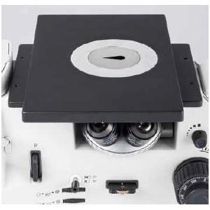 Motic Microscopio AE2000 MET, trino, 50x-500x, LM, Darkfield, 100W