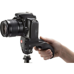 Manfrotto Compact Action Kit treppiede foto/video, nero