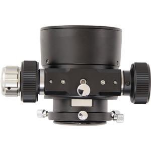"""Porte-oculaire Omegon Porte oculaire articulé en acier inoxidable diamètre 50,8mm (2"""") Schmidt Cassegrain, double flexibilité"""