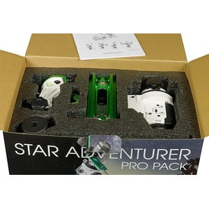 Skywatcher Montatura Star Adventurer, Set
