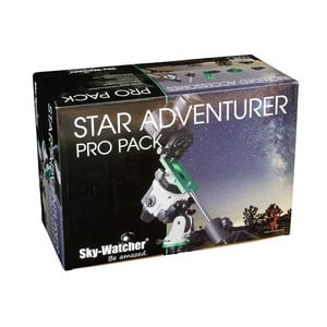 Monture Skywatcher Star Adventurer, Set