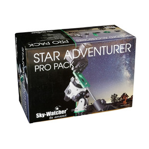 Skywatcher Montura Star Adventurer, Set