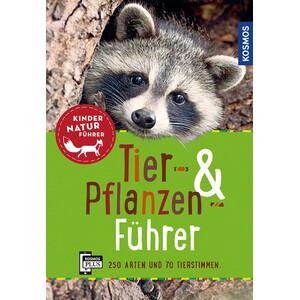 Kosmos Verlag Mein erster Tier- und Pflanzenführer (Przewodnik po świecie zwierząt i roślin)