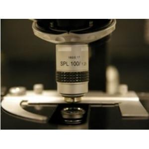 Microscope Hund H 600 HP LED (DF), trino, 100x - 1000x