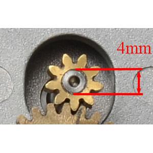 Rowan estrattore Ritzel 3 mm