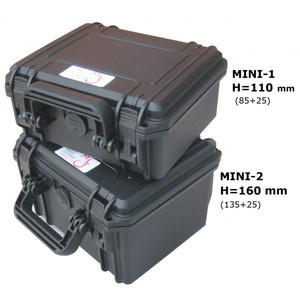 Geoptik Maletín de transporte EPH Mini II
