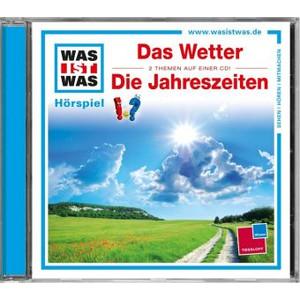 Tessloff-Verlag WAS IST WAS Hörspiel Das Wetter / Die Jahreszeiten