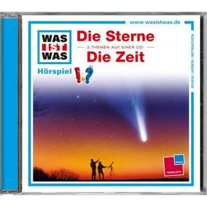 Tessloff-Verlag WAS IST WAS Hörspiel Die Sterne / Die Zeit