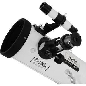 Zoomion Telescopio Stardust 76 AZ