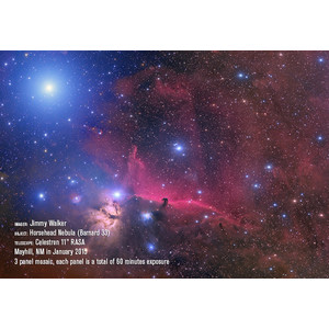 Celestron Telescopio Astrograph S 279/620 RASA 1100 CGX GoTo