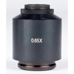 """Motic Adaptateur pour appareil photo 0,65x monture C 16,5mm (2/3"""")"""
