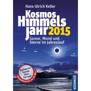 Kosmos Verlag Jahrbuch Kosmos Himmelsjahr 2015