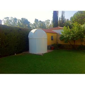Milkyway Domes Sternwarten-Kuppel DW250