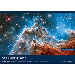 Palazzi Verlag Kalender Sternzeit 2016