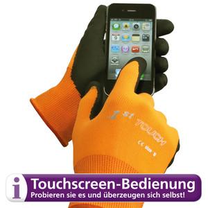 Guanto 1st touch per touchscreen, taglia 10