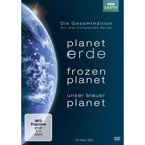 Polyband Planet Erde, Frozen Planet, Unser Blauer Planet