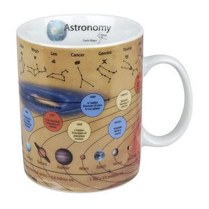 Könitz Mugs of Knowledge Astronomy