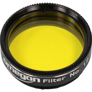 """Omegon Filtr kolorowy żółty 1,25"""""""