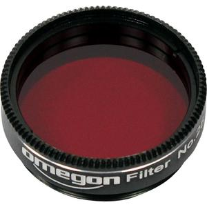 Omegon Filtro de color rojo de 1,25""