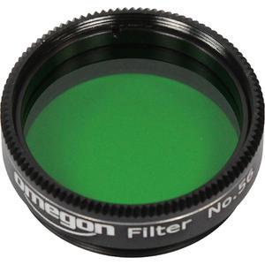 """Omegon Filtro verde 1.25"""""""