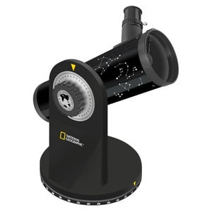 Télescope Dobson National Geographic DOB compact N 76/350