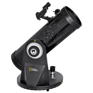 National Geographic N 114/500 compact Dobsonian telescope