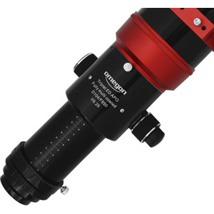Omegon Refrator apocromático Pro APO AP 104/650 ED OTA + 2'' Field Flattener
