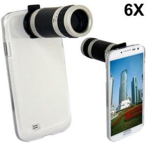 Tele-Objektiv, -Vorsatzlinse für Samsung Galaxy S4