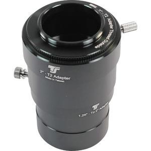 """TS Optics Adaptador de proyección de 2"""", con conexión T2"""