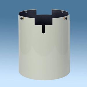 Astrozap Cappuccio anticondensa in alluminio per C11 Hyperstar, bianco