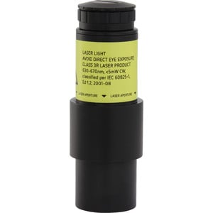 """Omegon Laser de ajuste Newton 1.25"""" com janela de inspeção"""