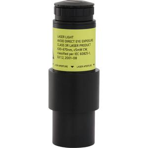 Omegon Láser de ajuste de 1,25'' para reflector  con ventanilla de control.