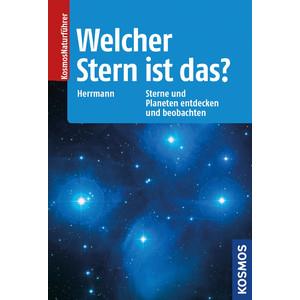 Kosmos Verlag Buch Welcher Stern ist das?