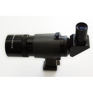 TS Optics 8x50  finder  angle view, black
