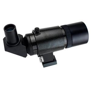 TS Optics Visor de observación angular, 8x50, negro
