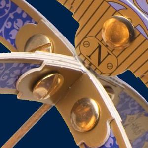 AstroMedia Bausatz Tisch-Planetarium