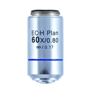 Motic Objective CCIS plan achromat. EC-H PL 60x/0.80 (AA=0.35mm)
