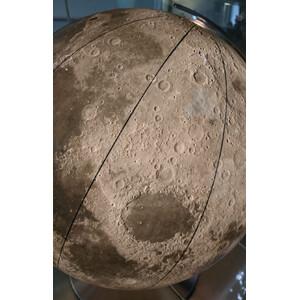 Columbus Mondglobus handkaschiert 40cm