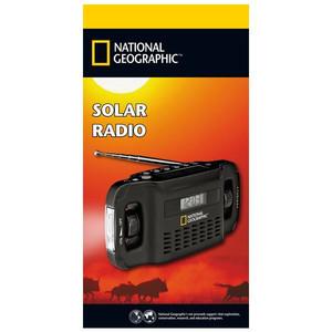National Geographic solar radio