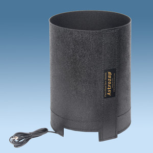 """Astrozap Cappuccio anticondensa con riscaldamento integrato per 11"""" SC, con un alloggiamento"""