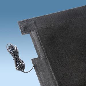"""Astrozap Cappuccio anticondensa flessibile per Celestron 8"""" SC, con un alloggiamento"""