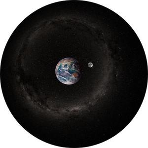 Sega Toys Disque pour planétarium Homestar Pro Terre et Lune de jour et de nuit