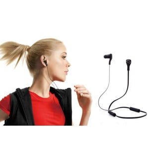 Omegon Bluetooth ear-bud headphones