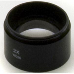 Motic Obiettivo Lente addizionale 2x (SMZ-171)