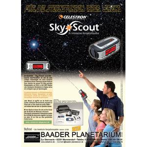 Celestron SkyScout Handplanetarium (GERMAN VERSION)