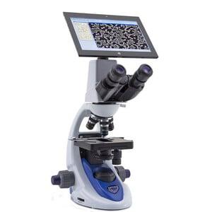 Optika Microscopio digitale B-190TB, acromatico, con PC tablet