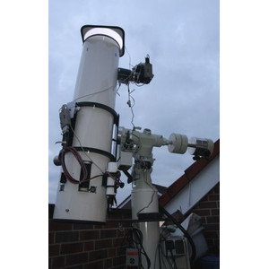 Gerd Neumann jr. Máscara de campo plano Panel luminoso Aurora Flatfield, 315mm, 220V