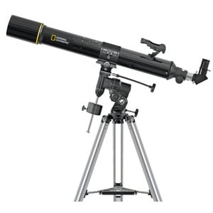 National Geographic Telescopio AC 90/900 EQ-3