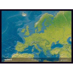 Columbus Kontinent-Karte Kontinentkarte Europa